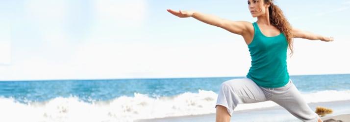 Chiropractic Fredericksburg VA exercise yoga